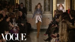 Emilio Pucci Ready To Wear Fall 2013 Vogue Fashion Week Runway Show