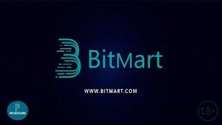 18+ Обзор Bitmart - это ведущая международная платформа для профессиональной торговли