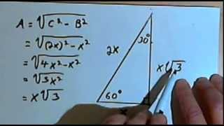 Special Right Triangles: 45-45-90 And 30-60-90  128-4.7