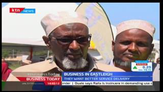 KTN Business Today 19th December 2016 - Nairobi's Eastleigh becomes a 24-hour economic hub