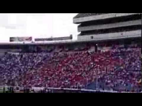"""""""Tiburones Rojos vs puebla 11 de agosto!"""" Barra: Guardia Roja • Club: Tiburones Rojos de Veracruz"""