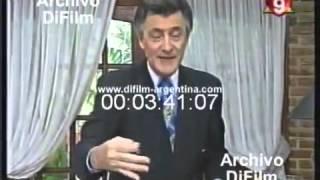 Indiscreciones Con Lucho Aviles 1995