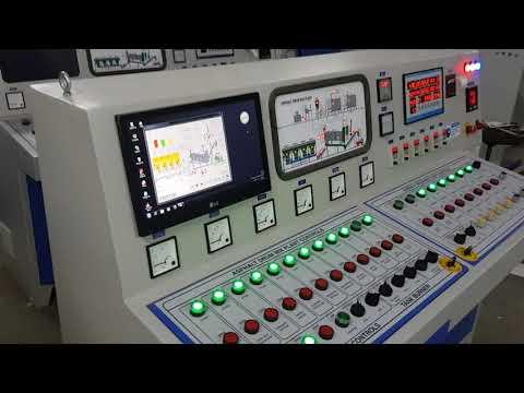 Drum Mix Plant Control Totalizer