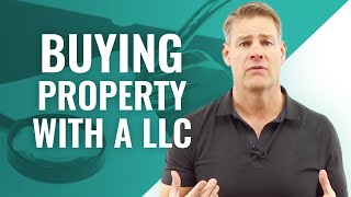 Buying Rental Property with a Limited Liability Company (LLC)