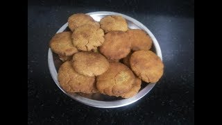 Gur Ka Thekua || Bihar style Gur Ka Thekua || khusboocooks