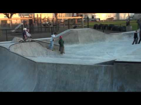 Opening Day at Harrisburg Skatepark - Harrisburg, Oregon