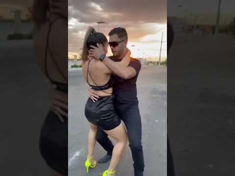 Casal Dançando 8  (Patricia Linhares & Seninha)