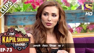 Dr Mushoor Gulati Meets Iulia Vantur And Himesh Reshammiya  The Kapil Sharma Show – 8th Jan 2017