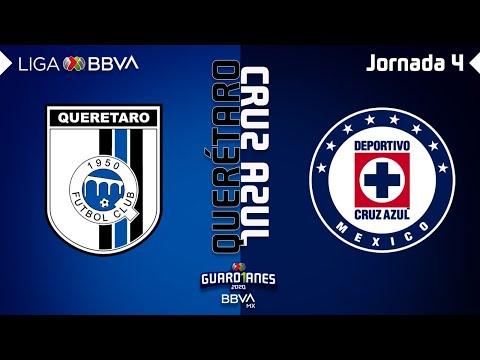 Resumen   Querétaro 1 – 0 Cruz Azul   Liga MX – Guardianes 2020 – Jornada 4   LIGA BBVA MX