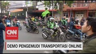 Pengemudi Transportasi Online Demo