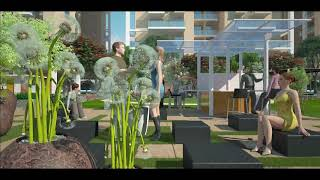 Sikka Kimaantra Greens | 9266850850 | 3 & 4 BHK Flats in Noida