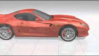 世界のメガ工場フェラーリ