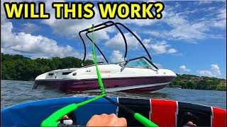 Rebuilding A Super Cheap Wrecked Boat Part 4