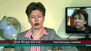Jane Burgermeister – Nadchodzi nowa fałszywa pandemia – Zabójcze szczepionki.mpg-nagranie z 2013r
