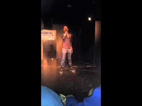 Rahmel Performing @ The Roy Aria's Theater 3/27/13