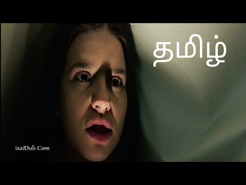 Annabelle 2017 try to scare orphanage girls in Tamil