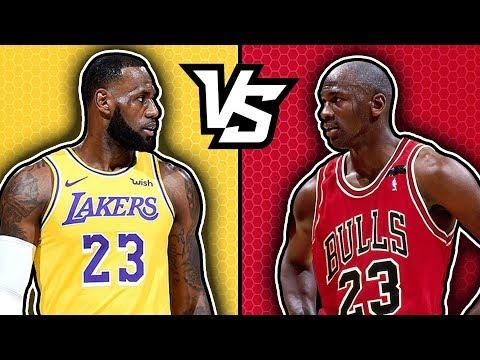 Does THIS Skill Make LeBron Better Than Jordan?