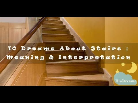 Dreams About Stairs - Meaning & Interpretation
