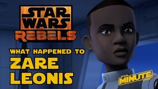 What Happened to Zare Leonis - Star Wars Minute