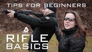 Tips For Beginners | Rifle Basics