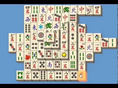 How to Play Classic Mahjong Solitaire (Shanghai Solitaire)