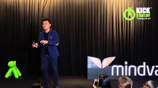 KICKSTART feat. IMRAN ALI, Founder of The World's Easiest Entrepreneurship System