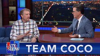 Colbert And Stack Dish Dirt About Their Friend Conan O'Brien thumbnail