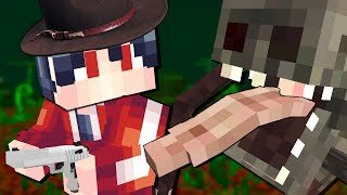 СТРАШНЫЙ МОНСТР НАПАЛ НА МЕНЯ ! - ИСКАТЕЛЬ СОКРОВИЩ #0 Выживание и Приключение в Майнкрафт Minecraft