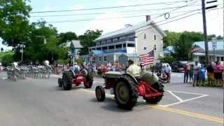 preview picture of video 'Hinesburg Vermont 250th Birthday, July 4th 2012'