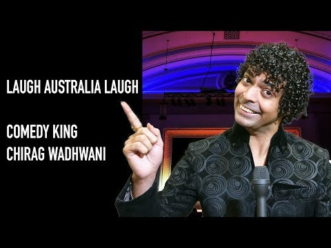 CHIRAG WADHWANI TEASER ABOUT AUSTRALIA SHOW....
