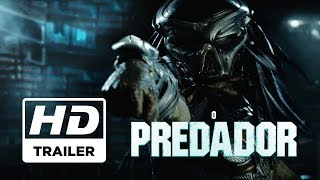 O Predador | Trailer Oficial | Legendado HD