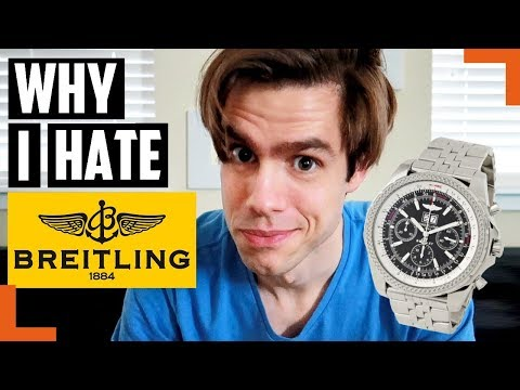 5 Things I HATE About Breitling
