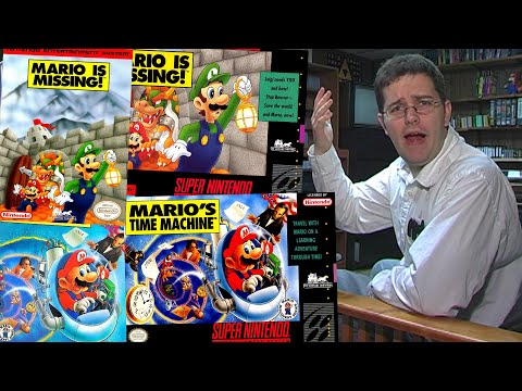 Mario se ztratil