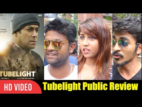 Tubelight Public Review |  Cinepolis - Fun Republic Mall | First Day First Show