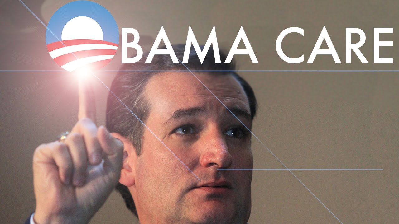 Hypocrite Sen. Ted Cruz Joins Obamacare While Condemning It thumbnail