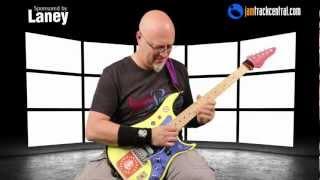 "Christophe Godin ""Jazz Metal Soloing Vol.1"" ›Jamtrackcentral.com"