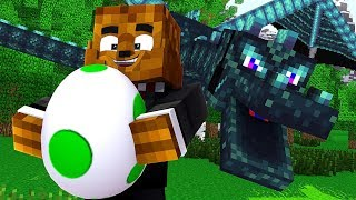 HOW TO TRAIN A DRAGON - MINECRAFT MODDED BATTLE