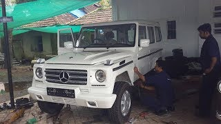 Mahendra Bolero MODIFIED to Look Like MERCEDES G WAGON ! ! ! || CAR CARE TIPS ||