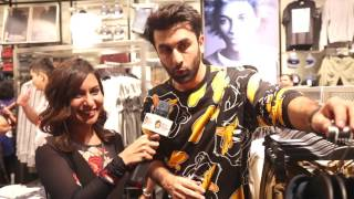 MissMalini & Ranbir Kapoor's Fashion Chat! | Ranbir Kapoor Interview | MissMalini