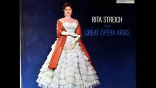 "Verdi / Rita Streich, 1955: ""Volta la terrea"" (Un Ballo in Maschera)"