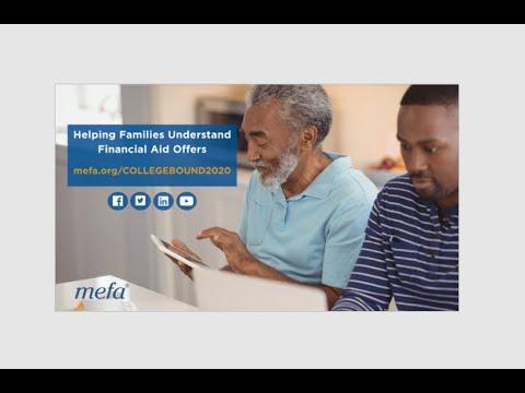 School Counselor Webinar Series: Helping Families Understand Financial Aid Offers