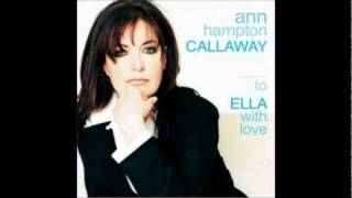 Do Nothing Till You Hear From Me - Ann Hampton Callaway