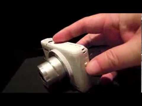 Canon:デジタルカメラ「PowerShot S200」製品紹介