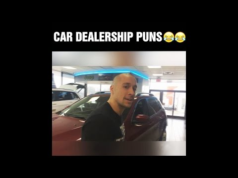 Car Dealership Puns! (Finch Chrysler - London)