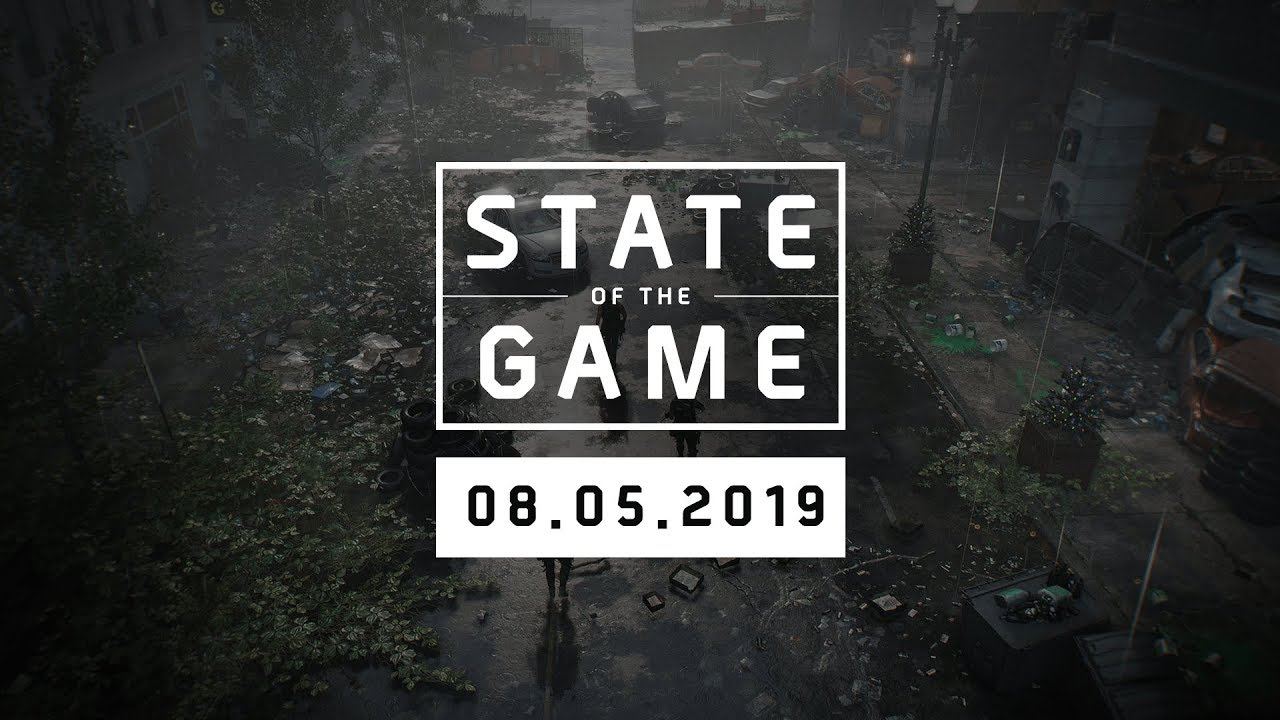 The Division 2 – State of the Game Recap: Gear Score, Loot