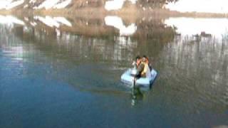 アキレスゴムボート ホンダ2馬力
