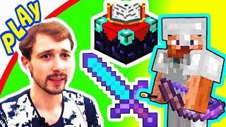 ПРоХоДиМеЦ и СТИВ Крафтят ЗАЧАРОВАННЫЕ Вещи! #104 Игра для Детей - Майнкрафт