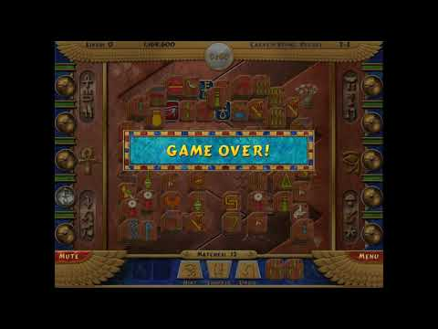 Game Over: Luxor Mahjong (PC)