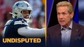 Skip Bayless breaks down Dak Prescott's Week 2 performance in win over Redskins | NFL | UNDISPUTED