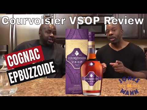 Courvoisier VSOP Cognac Review